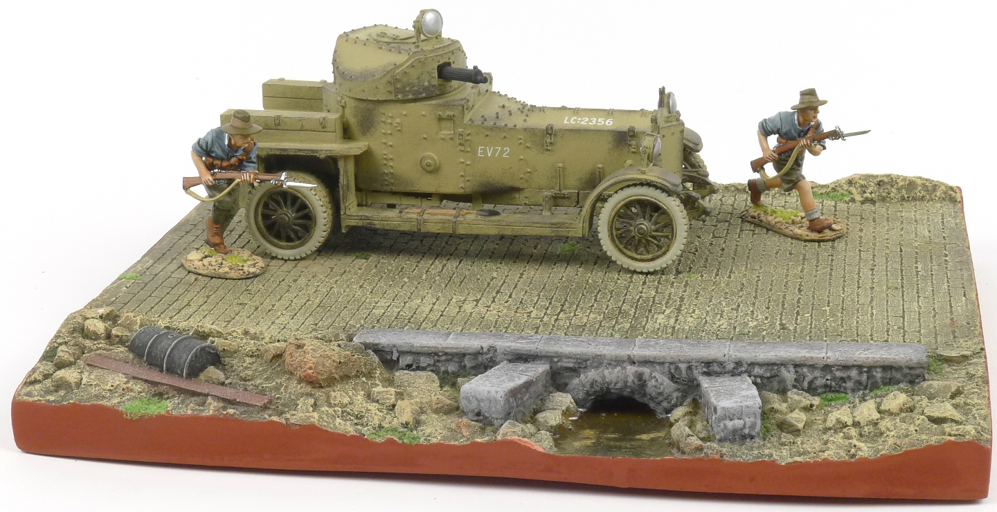 Make Your Own Diorama: All Diorama The Perfect Setting For Your Military