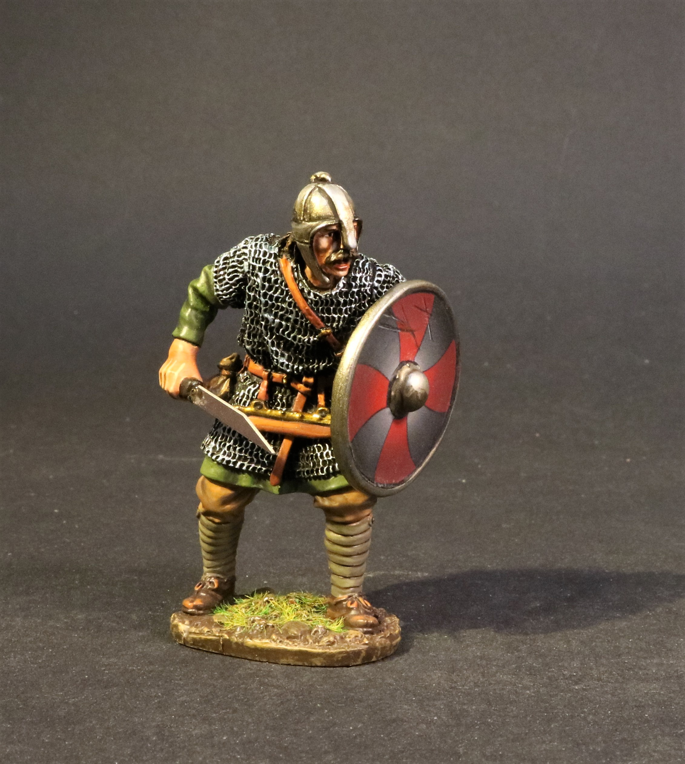 anglo-saxon military organization